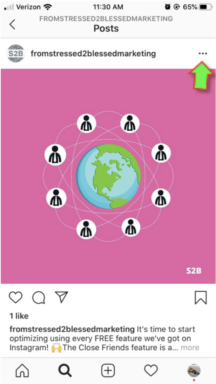 Using instagram like a pro