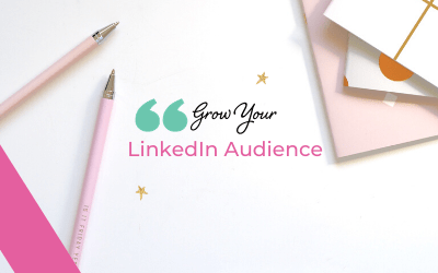 Grow your LinkedIn audience. Invite connections to follow your company page (yup, it's back!)