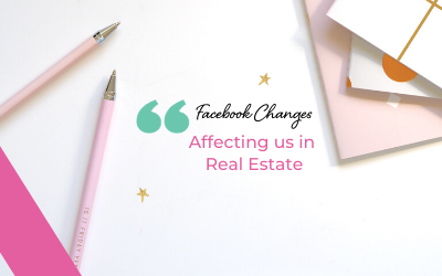 These Big Facebook Changes Affect Everyone in Real Estate